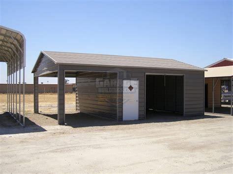 Carport Buildings by Carport And Garage Combo Units Garage Buildings