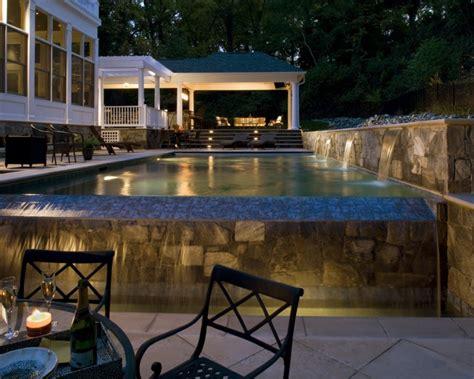 backyard infinity pools infinity pool backyard 10 of the most stunning infinity