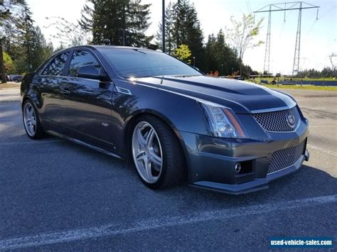Cadillac Cts Sales by 2009 Cadillac Cts For Sale In Canada