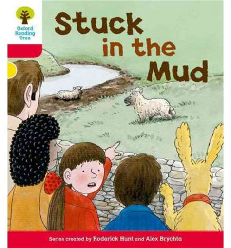 stuck picture book oxford reading tree level 4 more stories c stuck in the