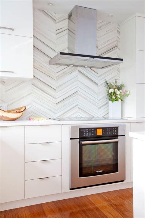 marble tile backsplash kitchen kitchen design ideas 9 backsplash ideas for a white kitchen contemporist