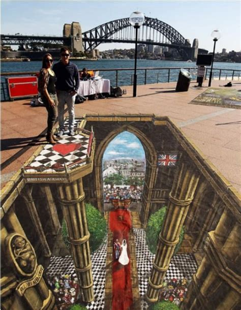 chalk paint australia sydney sidewalk chalk painting to me this is the most amazing