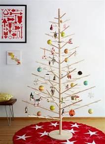 moderner weihnachtsbaum 18 modern tree alternatives brit co