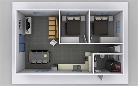 two bedroom flat two bedroom flat plans for australia