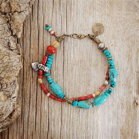how to make hippie jewelry bracelet bracelet bohemian jewelry hippie