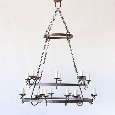 iron ring chandelier iron ring chandelier cernel designs