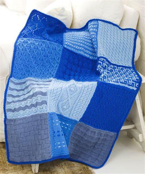 knitted afghan knit sler afghan crochet pattern and knit sler