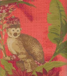 monkey wallpaper for walls monkey toile wallpaper pal 42036 w collection screen