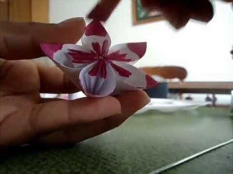 flores de origami flores de origami