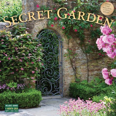the secret garden wall calendar 9780761188223