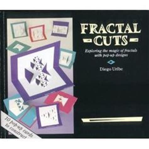 how to make a fractal card triangle fractal cutout make a 3d cutout fractal and turn