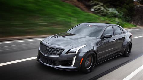 Cadillac Cts by Cts V Images