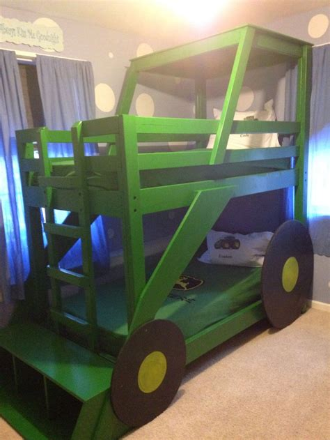 tractor bunk bed plans 35 best images about bunk beds on tractor bed
