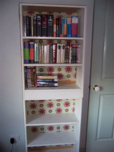 decoupage shelves beautiful bookshelf decoupage favecrafts