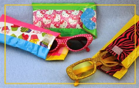 easy duct crafts for diy sunglass or for glasses using duct