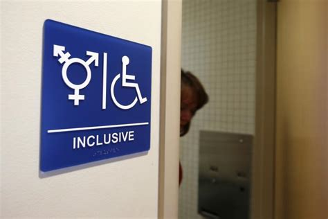 Gender Neutral Bathrooms In Schools by Los Angeles School Opens Gender Neutral Restroom