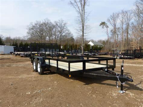 landscape lighting exles twf 7 x 18 tandem axle landscape trailer new enclosed cargo utility landscape equipment car