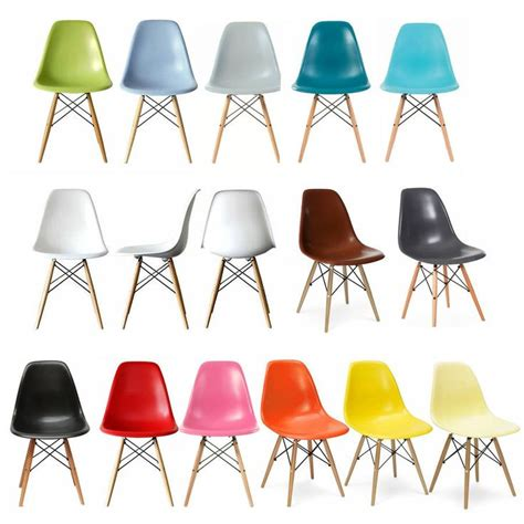 Coloured Eames Chairs by Best 25 Eames Chairs Ideas On Eames Dining