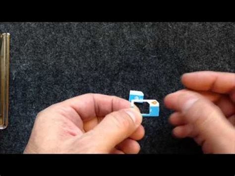 make your own sim card adapter make a micro sim card adapter how to make do everything
