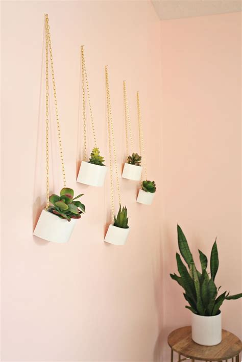 hanging planters diy wooden box hanging planter diy a beautiful mess