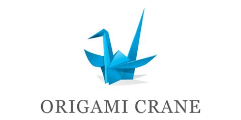 origami logo design how to create an origami logo blueblots