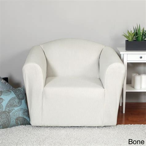 montgomery one piece chair stretch slipcover 16479297