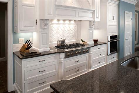 kitchen design countertops brown ceramic floor grey countertops in white