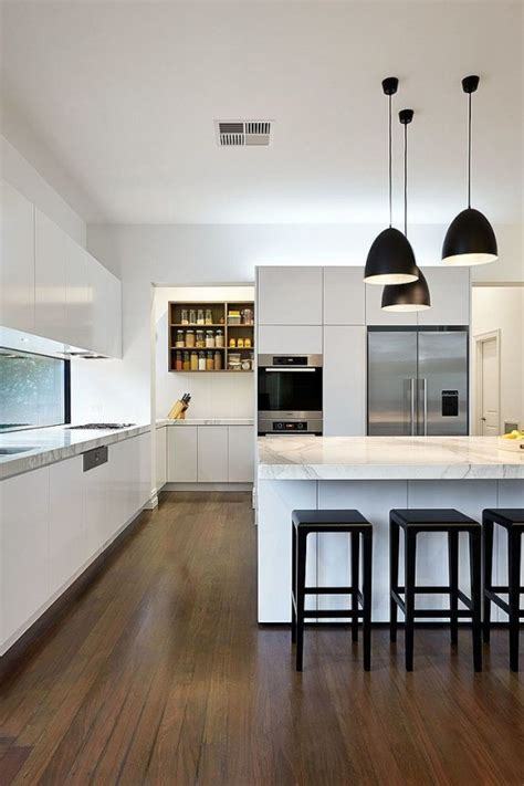 kitchen design minimalist 37 functional minimalist kitchen design ideas digsdigs
