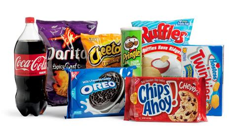 snack food fortification of snack foods