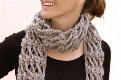 knitting on the net knit 1 la the net scarf