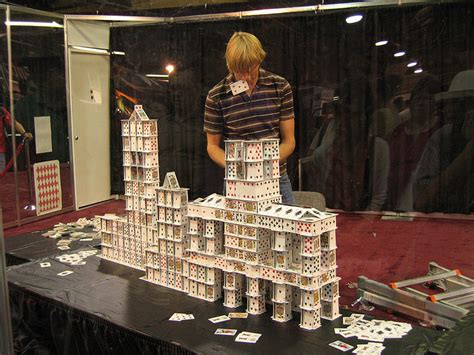how to make a house of cards a word a day house of cards