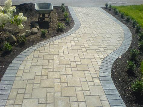 patio walkway designs paver patio designs paving patio