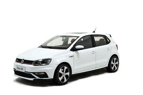 Volkswagen 2015 Models by New Volkswagen Polo Gti 2015 1 18 Scale Diecast Model Car