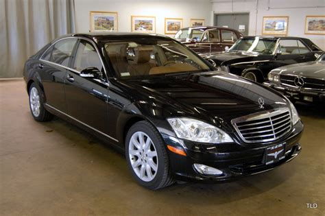 2007 Mercedes S 550 by 2007 Mercedes S Class S550