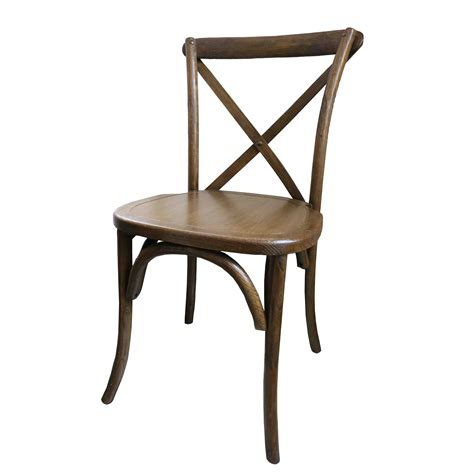 Chairs For Rent by X Back Chair Rental Walnut Wood Chair Rentals