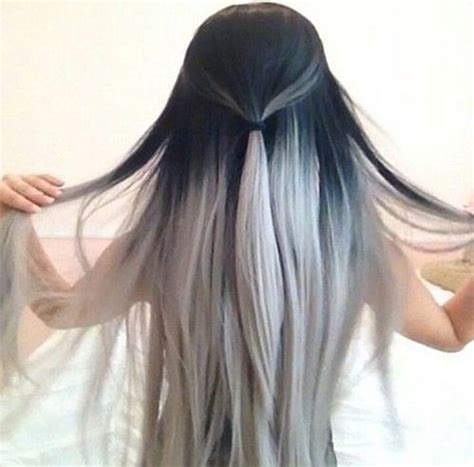 white in hair 15 black and white hairstyles are you a fan of the salt