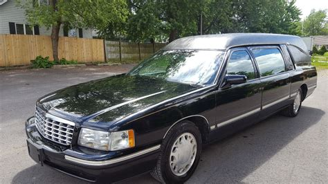 1999 Cadillac For Sale by Condition 1999 Cadillac Hearse For Sale