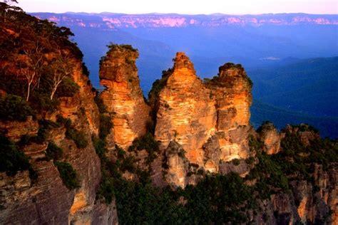 blue mountain national parks around sydney semester abroad australia