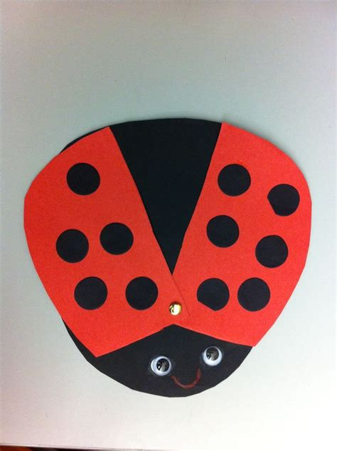 ladybug crafts for ladybug craft preschool crafts storytime