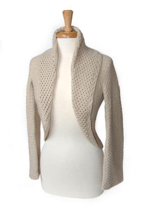 shrug knitting pattern knit patterns shrug pattern collections