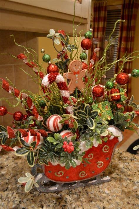 santa sleigh decorations 33 creative and sleigh d 233 cor ideas for