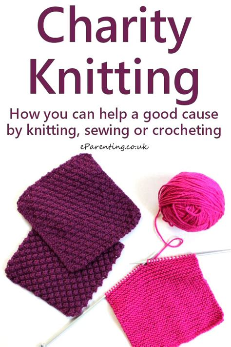 what can i knit for charity charity knitting