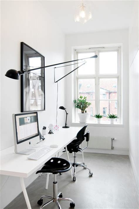 Home Decor Inspiration 37 stylish super minimalist home office designs digsdigs