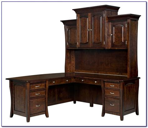 solid wood corner desk with hutch solid wood corner computer desk with hutch desk home