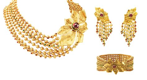 gold jewelry charges in india azva wedding jewelry range a simple way to adorn