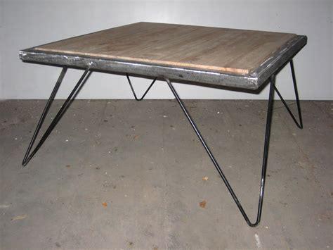 table 171 zen 187 reactivedesign meubles acier
