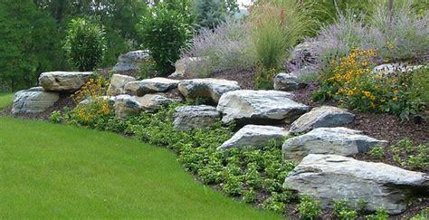 large landscaping boulders landscape boulders landscape design trexlertown pa