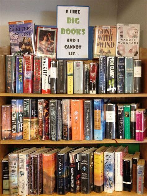 display books haha big book display library display ideas