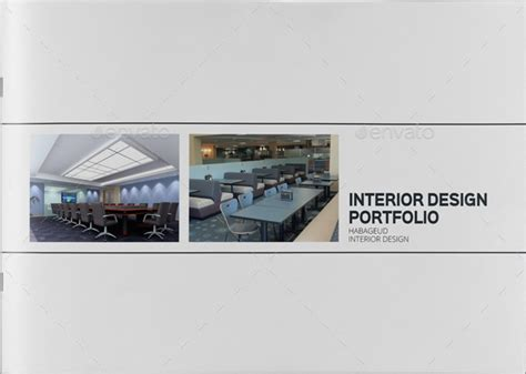 interior design portfolio templates interior design portfolio template by habageud graphicriver