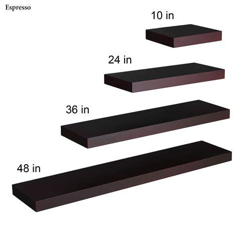 black shelves wall manhattan black wooden floating wall shelves